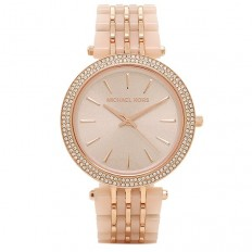 Michael Kors Women's Watch Only Time Darci Collection Resin