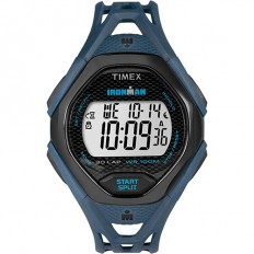 Timex Iroman Digital Watch Sleek 30 Lap Collection