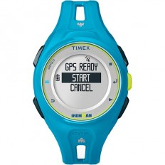 Timex Iroman Smartwatch Collezione Run X20+ Light Blue
