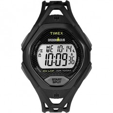 Timex Iroman Digital Watch Sleek 30 Collection Black