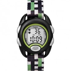 Timex Kids' Digital Watch Youth Collection Green