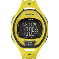 Timex Iroman Orologio Digitale Collezione Sleek 50 Colors Yellow