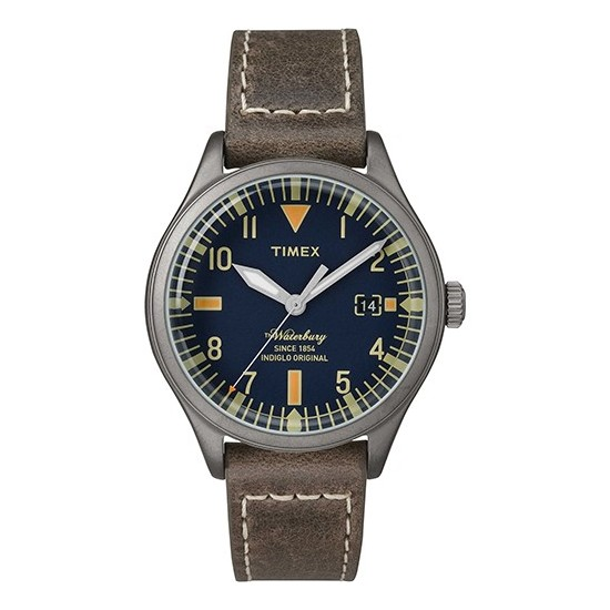 Timex Men's Watch Only Time Waterbury Collection