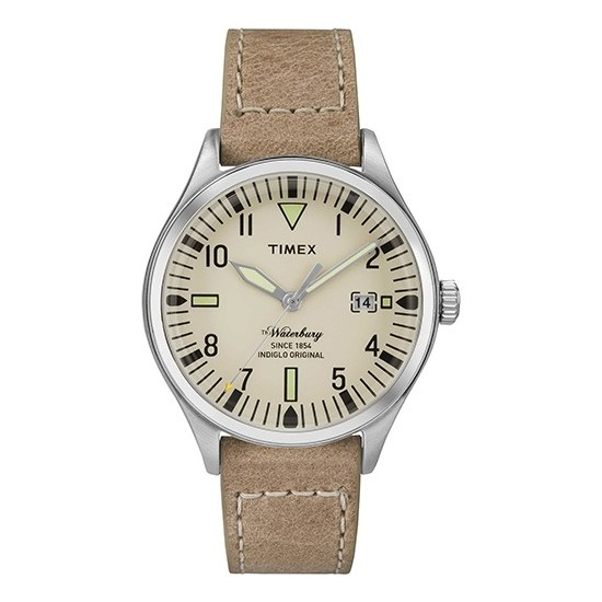 Timex Unisex Watch Only Time Waterbury Collection