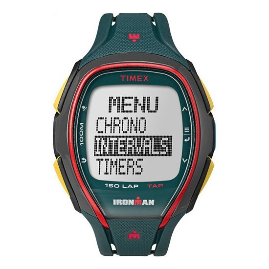 Timex Iroman Digital Watch Sleek 150 Collection