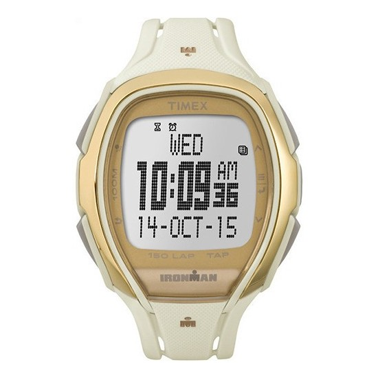 Timex Iroman Digital Watch Sleek 150 Collection Gold