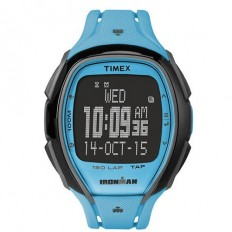 Timex Iroman Orologio Digitale Collezione Sleek 150 Light Blue