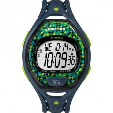 Timex Iroman Digital Watch Sleek 50 Collection Pixel GR