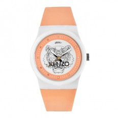 Kenzo Orologio Donna Solo Tempo Tiger Orange