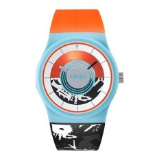 Kenzo Watch Unisex Only Time Fantasy