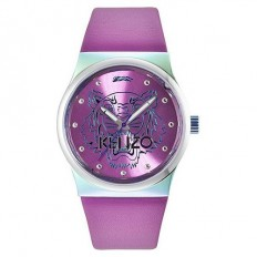 Kenzo Watch Woman Only Time Purple