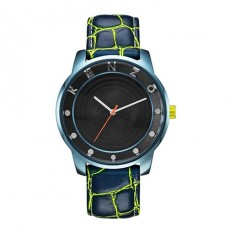 Kenzo Watch Unisex Only Time Multicolor