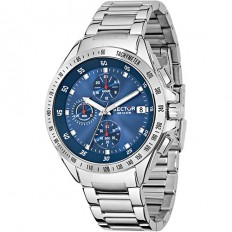 Sector Men's Watch Chronograph 720 Collection Blue