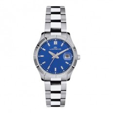 Lorenz Women's Watch Only Time Ginevra Collection Blue