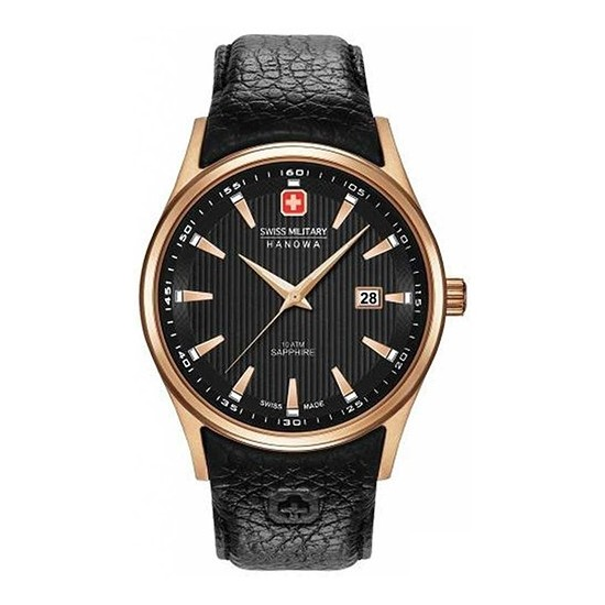 Swiss Military Hanowa Men's Watch Only Time Navalus Collection