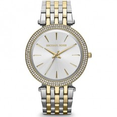 Michael Kors Women's Only Time Darci Collection Gold/Crystals