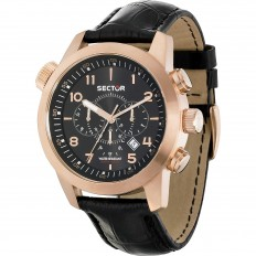 Sector Watch Man Chronograph Oversize Collection