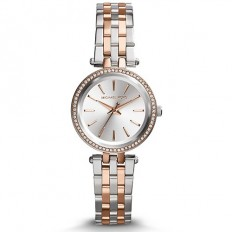 Michael Kors Women's Only Time Darci Petit Rose Collection