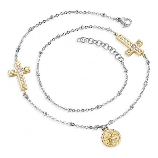 Sector Bracelet Unisex Love and Love Collection Steel
