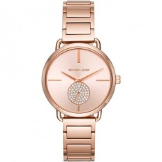 Michael Kors Women's Only Time Collection Portia Rose