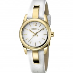 Breil Women's Watch Only Time Liberty Collection White