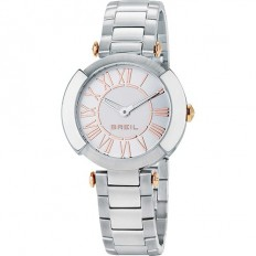 Breil Women's Watch Only Time Flaire Collection Rose Gold