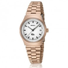 Breil Women's Watch Only Time Manta Vintage Collection Rose