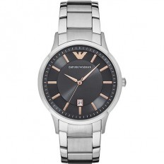 Armani Men's Watch Only Time Emporio Armani Collection