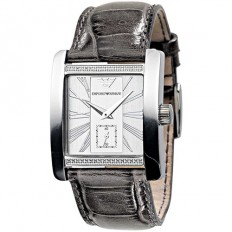 Armani Watch Unisex Only Time Fall Collection