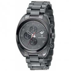 Armani Watch Men's Chronograph Spring Collection