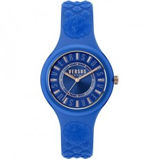 Versus Versace Women's Watch Only Time Fire Island Collection Coral
