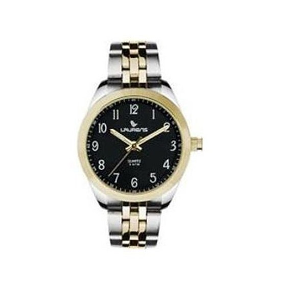 Laurens Watch Women's Only Time Gold/Silver