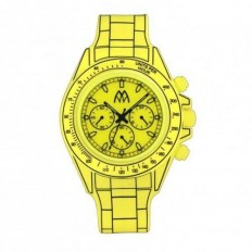 Marco Mavilla Digital Watch Digitona Collection Yellow