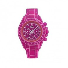 Marco Mavilla Digital Watch Digitona Collection Fucsia