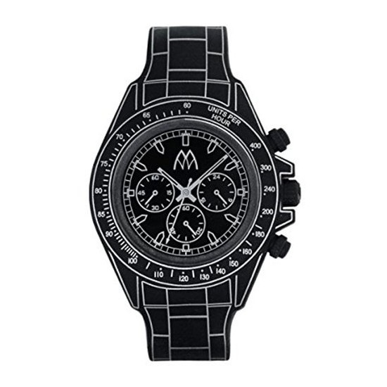 Marco Mavilla Digital Watch Digitona Collection Black