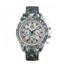 Marco Mavilla Digital Watch Digitona Collection Camouflage Grey