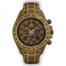 Marco Mavilla Digital Watch Digitona Collection Brown