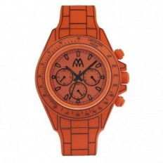 Marco Mavilla Digital Watch Digitona Collection Orange