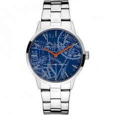 Alviero Martini Men's Watch Only Time ALV Collection Blue
