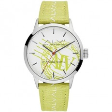 Alviero Martini Women's Watch Only Time ALV Collection Green