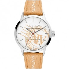Alviero Martini Women's Watch Only Time ALV Collection Orange