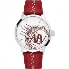 Alviero Martini Women's Watch Only Time ALV Collection Red