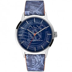Alviero Martini Women's Watch Only Time ALV Collection Blue