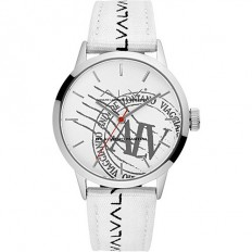 Alviero Martini Women's Watch Only Time ALV Collection White