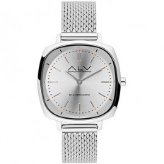 Alviero Martini Women's Watch Only Time ALV Collection Silver