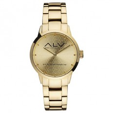 Alviero Martini Women's Watch Only Time ALV Collection Gold D