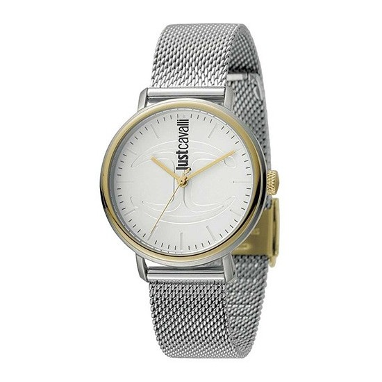 Just Cavalli Women's Watch Only Time Cool Fresh Clean Collection
