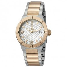 Just Cavalli Women's Watch Only Time Rock Collection Rose