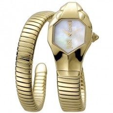 Just Cavalli Women's Watch Only Time Glam Chic Collection Gold