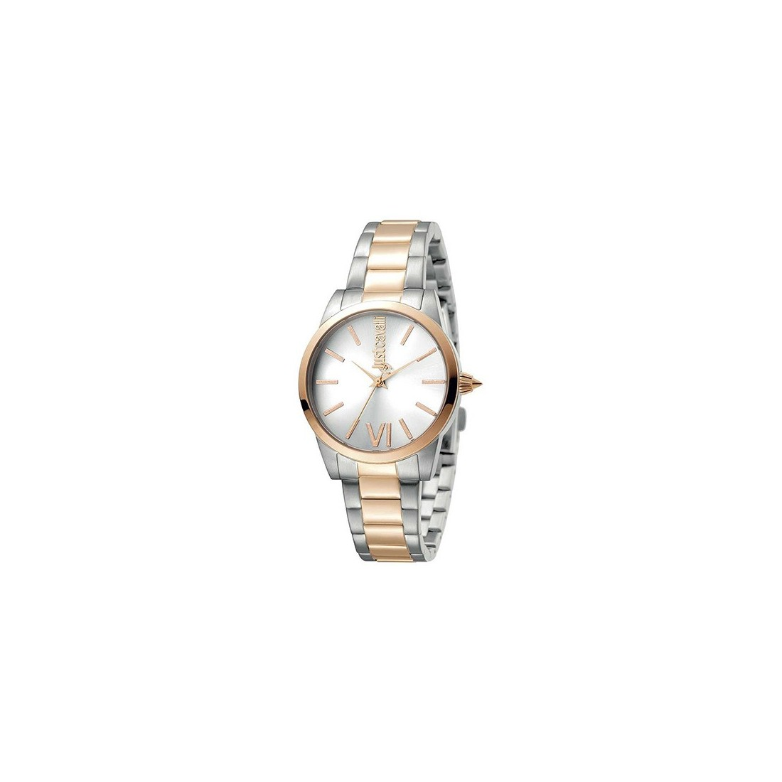 3cedee80e5 Just Cavalli Women's Only Time Watch Relaxed Collection JC1L010M0145